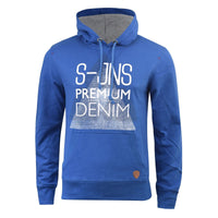Mens Hoodie Smith & Jones Hooded Sweatshirt Warm Winter Sweater Jumper - Kandor Clothing Company Ltd UK