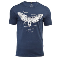 New Mens T-Shirt Smith and Jones Printed Cotton Casual Tee Summer Top - Kandor Clothing Company Ltd UK