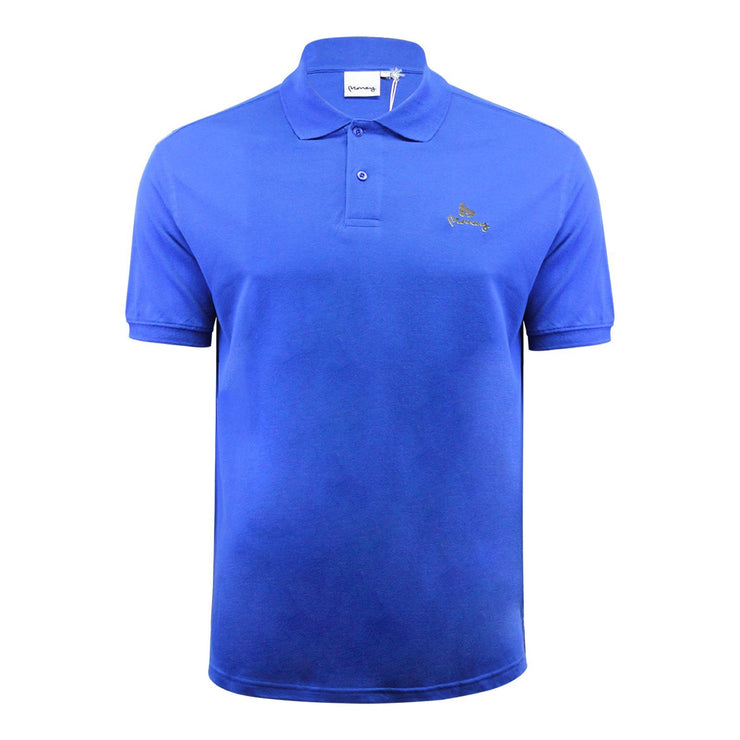 Mens Polo T Shirt Money Clothing Ante Collar Casual Top - Kandor Clothing Company Ltd UK