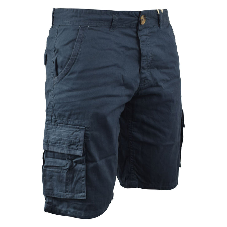 Mens Cargo Short Life and Glory Shasta Casual Chinos Short - Kandor Clothing Company Ltd UK