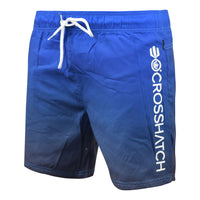 Mens Swim Short Crosshatch Norlane MeshLined Beach Shorts - Kandor Clothing Company Ltd UK