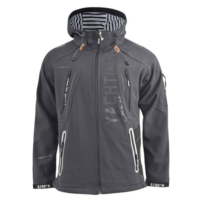 Mens Softshell Jacket Geographical Norway Toublerona - Kandor Clothing Company Ltd UK