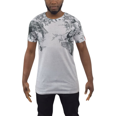 Mens t-shirt juice Rio longline Tee - Kandor Clothing Company Ltd UK