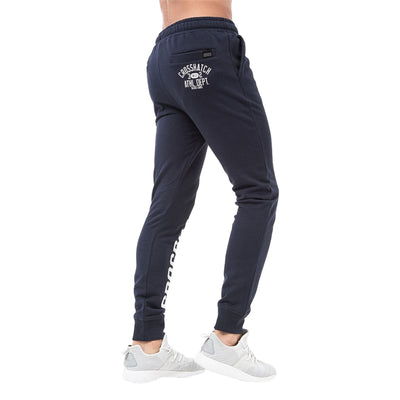 Mens Jogger Pants Crosshatch Rapton Tracksuit Jogging Trousers - Kandor Clothing Company Ltd UK