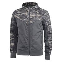 Mens Jacket Smith and JonesWindbreaker Waterproof  kartesian Coat - Kandor Clothing Company Ltd UK
