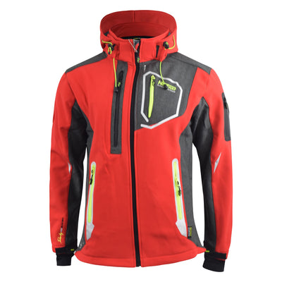 Mens Jacket Geographical Norway Softshell Toblard Outdoor Sport Coat(,) - Kandor Clothing Company Ltd UK