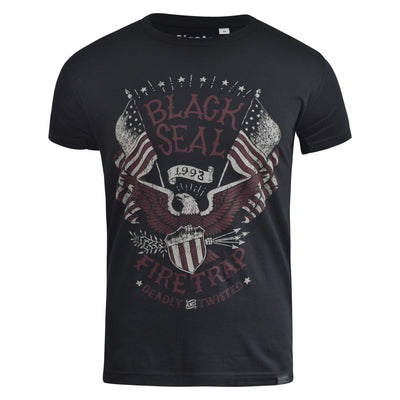 Mens Firetrap T-Shirt Various Graphic Crew Neck Tee Top - Kandor Clothing Company Ltd UK