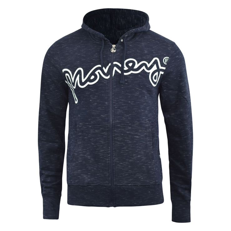 Mens Hoodie Money Clothing Full Zip Barney - Kandor Clothing Company Ltd UK