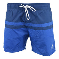 Mens Swim Short Crosshatch Teedale Beach Trunk