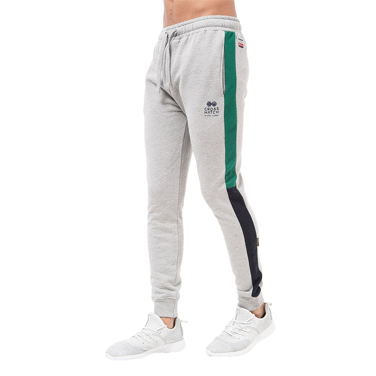 Mens Joggers Pants Crosshatch Daglum Tracksuit Jogging Trousers - Kandor Clothing Company Ltd UK