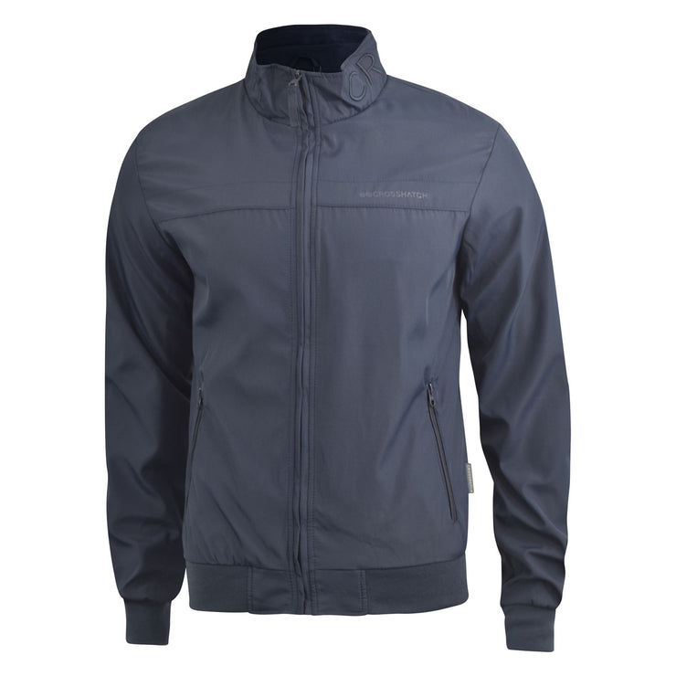 Mens lightweight jacket Crosshatch Smartz - Kandor Clothing Company Ltd UK