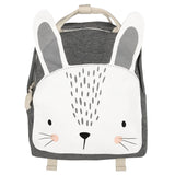 Bunny Jersey backpack Mister Fly Kids Grey