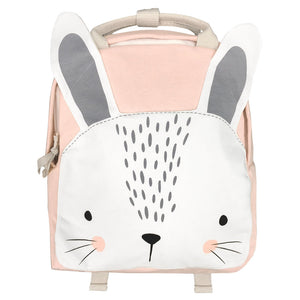 Pink Bunny Jersey backpack Mister Fly Kids