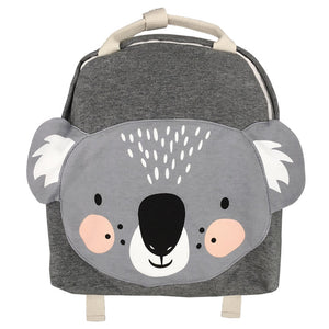 Mister Fly Kids Animal face backpack -  koala