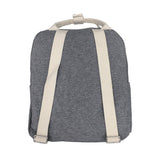 Mister Fly kids Grey Bunny backpack behind