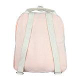 Mister Fly Kids Pink elephant backpack behind
