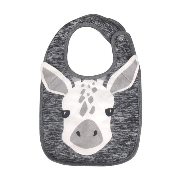 Mister Fly Kids Animal bib - giraffe