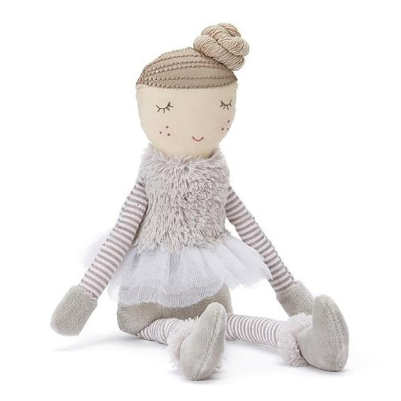 fleur bella fairy doll by Nana Huchy sitting