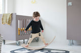 Wobbel Original balance board child playing