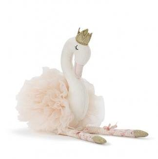 Scarlett the swan Nana huchy soft toy