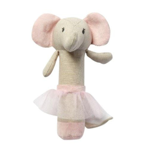 Emme Elephant baby rattle by Nana Huchy