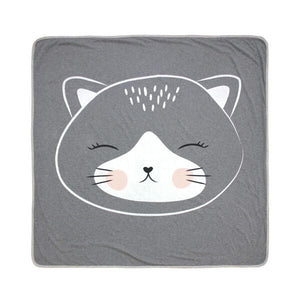 Mister Fly Kids Cat Everything cotton blanket