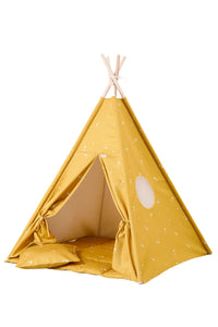 Honey Mustard Teepee