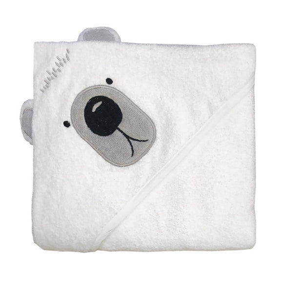 Mister Fly Kids Bear Hooded Towel for babies and toddlers