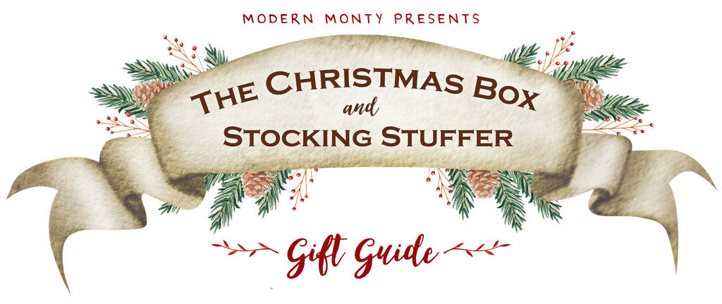 The Christmas Box and Stocking Stuffer Gift Guide