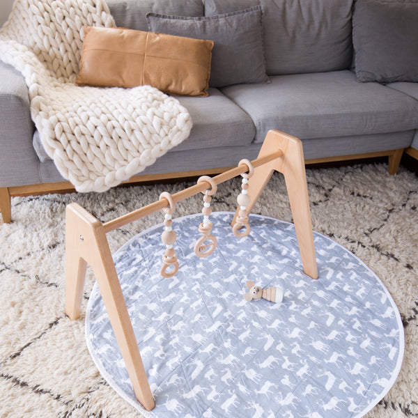 Deluxe Simply Scandi Baby Gym (frame only)
