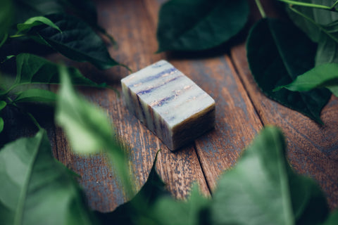 Moringa & Rosemary Soap