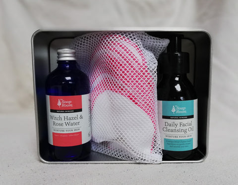 Gift Box Essential Cleansing - for all Skin Type