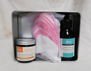 Gift Box Cleanse & Moisturise - for Sensitive Skin