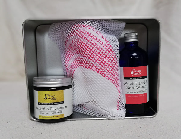 Gift Box Tone & Replenish - for all Skin Type