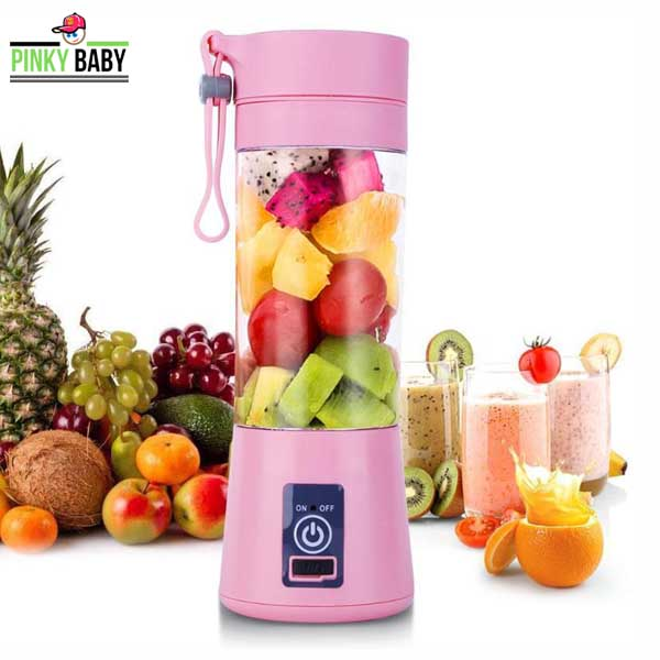 Rechargeable Portable Blender