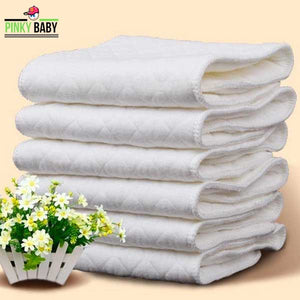 Reusable Baby Nappy Liners - 10 Pcs.