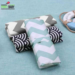 Folding Washable Diaper Mat