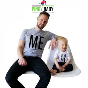 Matching Dad and Son T-Shirt