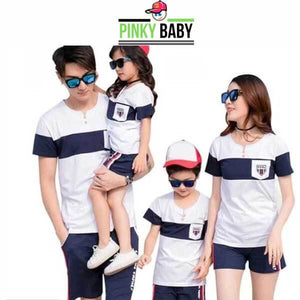 Family Matching Outfits Set