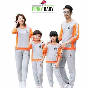 Full Sleeved Clothing Set Family