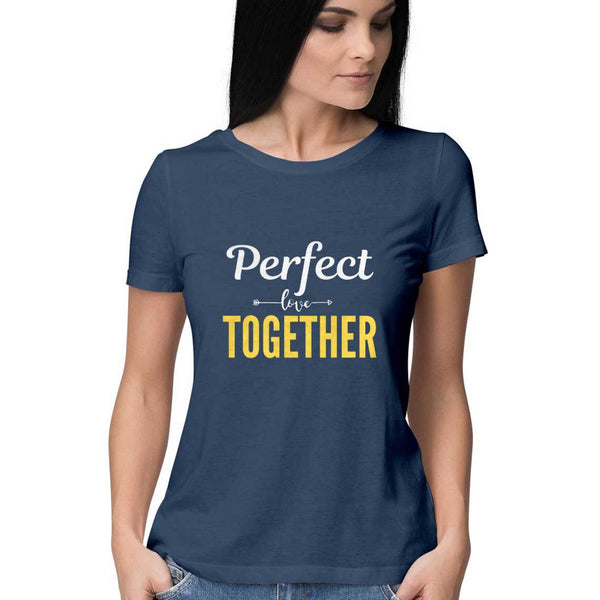 PERFECT TOGETHER COUPLE TEE SHIRTS