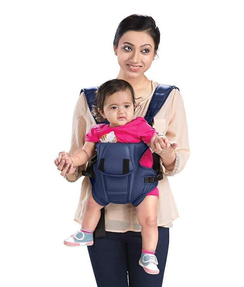 Luvlap Baby Carrier Galaxy (Blue) - Pinkybaby.in