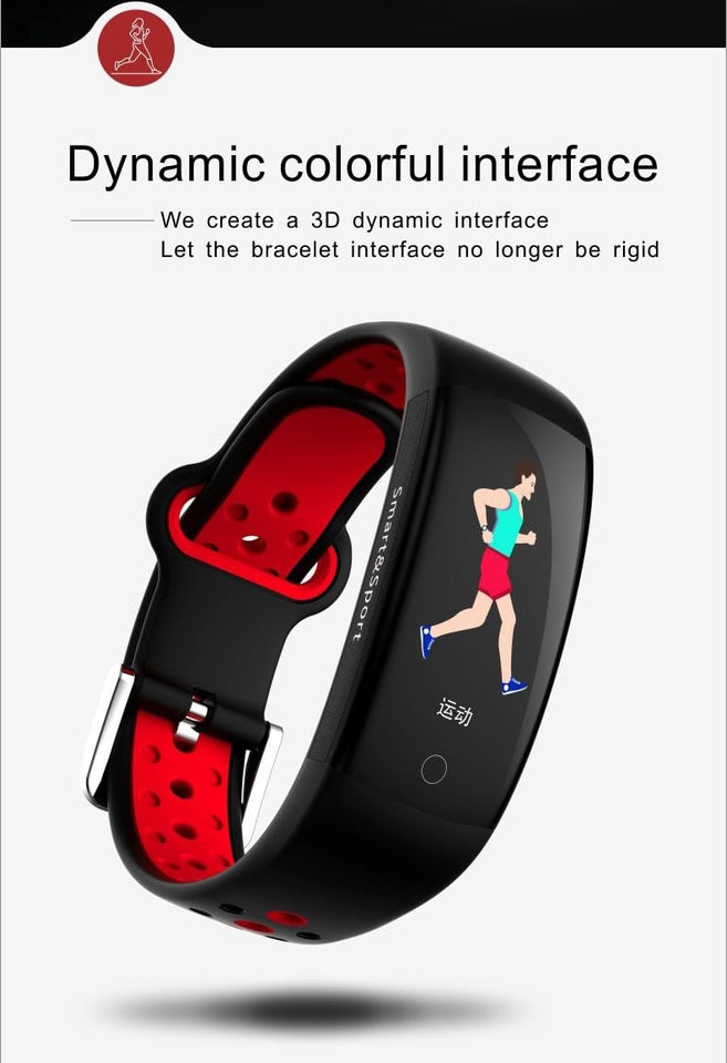 Smartwatch with Fitness Tracker for Adults and Kids - Pinkybaby.in