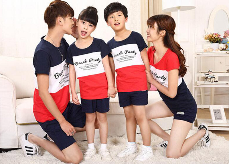 Family Dress for Mom Son Dad Daughter