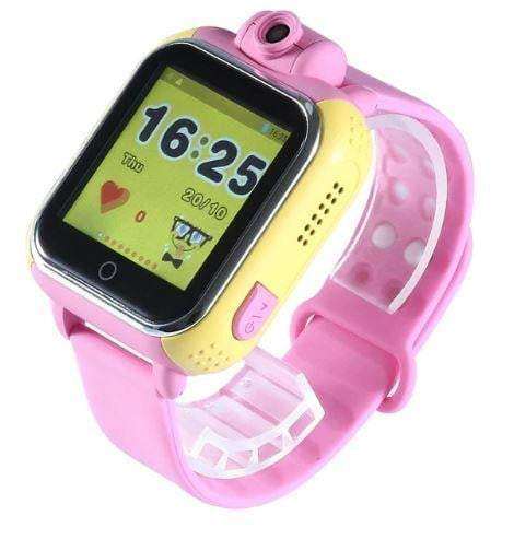 Smart Watch for Baby Kids with SOS, Double Camera - Pinkybaby.in