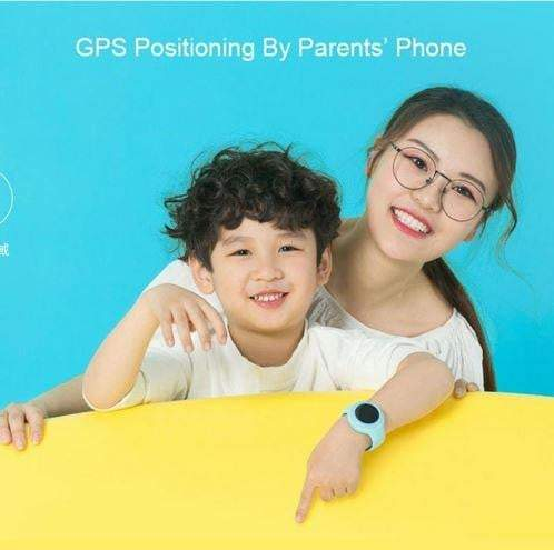 Smart watch for Kids with GPS and SOS functions - Pinkybaby.in