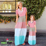 Matching Bohemian Maxi for Mom & Daughter