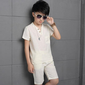 Simple and Stylish Summer Wear Set for Boys - Pinkybaby.in