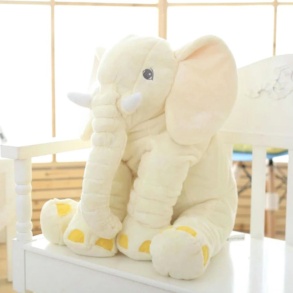 Stuffed Pillow Elephant Toy