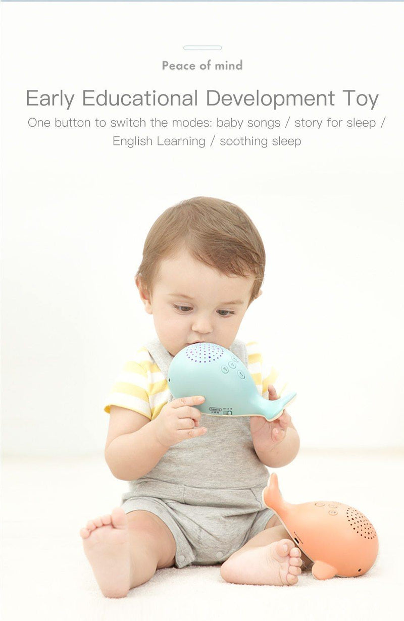 Bedside Baby Musical Light